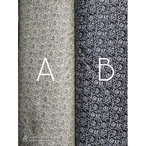 Foto Produk Kain katun jepang tokai senko motif abstrak [HARGA PER 0,5 METER] - A dari Klarisma Textile
