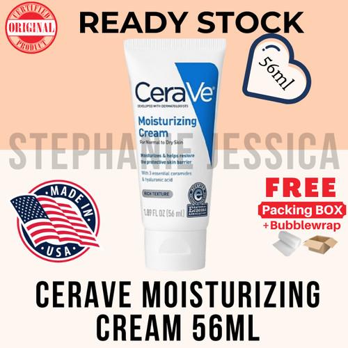 Foto Produk Cerave Moisturizing Cream 56ml 56gr dari Stephanie Jessica