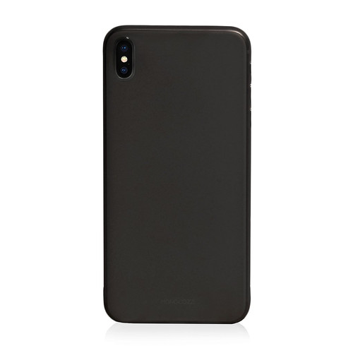 Foto Produk Monocozzi Lucid Slim 0.35mm Case for iPhone X - Solid Black dari Ethan Store