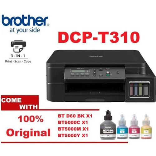 Foto Produk Brother DCP-T310 Inkjet Printer Multifungsi dari Distri ON-LINE