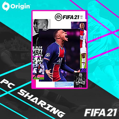Foto Produk FIFA 21 PC GAME ORIGINAL - DL DVD dari Ryscstore