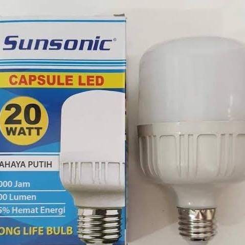 Foto Produk Bohlam Lampu LED 20W AKODA - AKARUI dari Tunas Electric