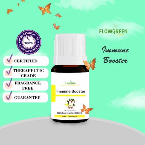 Foto Produk Immune Booster Essential Oil 10 ml [CDS PALACE X FLOWGREEN] dari CDS PALACE