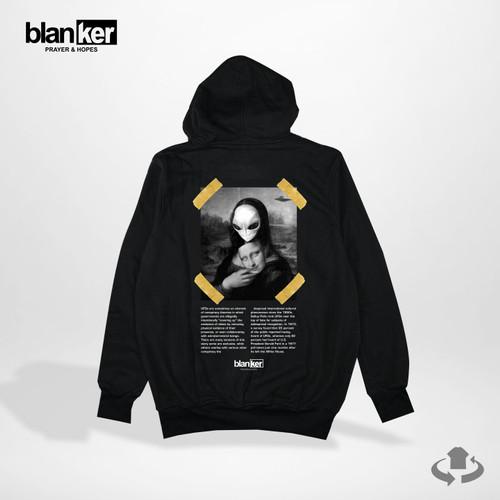 Foto Produk Hoodie BLANKER Monalisa Theories - L dari Blanker ID Official