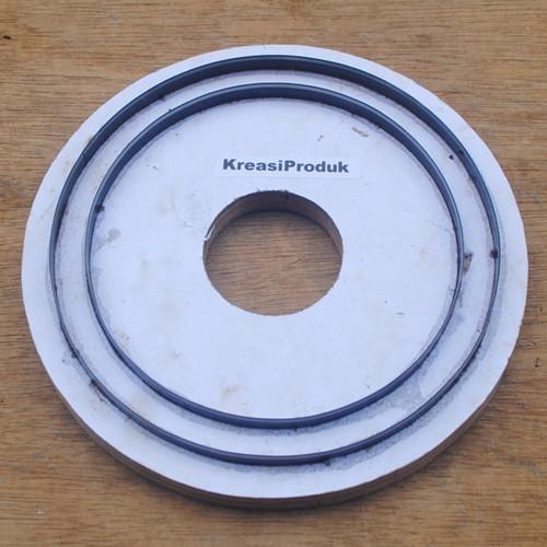 Foto Produk Pisau cutting O ring pendingin genset OD 160 mm dari KreasiProduk