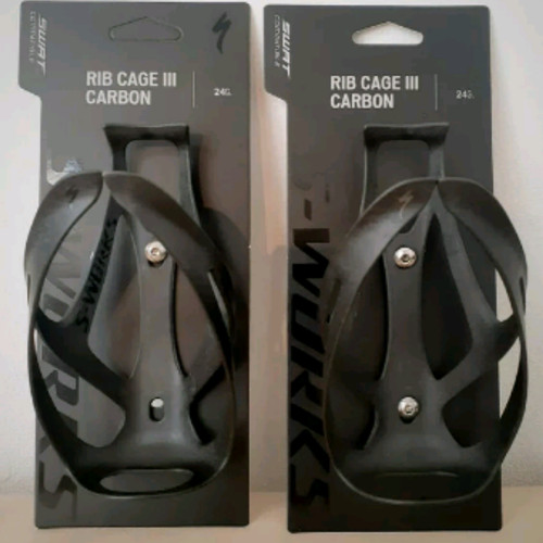 Foto Produk specialized sworks rib cage iii carbon fiber bidon cage botol minum dari Phylo shoop