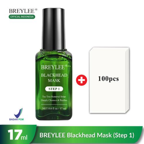 Foto Produk BREYLEE Step 1 Blackhead Remover Mask - Pembersih Komedo (17ml) dari BREYLEE INDONESIA