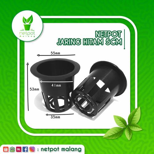 Foto Produk Netpot hidroponik 5cm dari netpot malang
