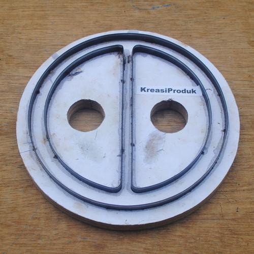 Foto Produk Pisau cutting O ring pendingin genset OD 160 mm sekat tengah dari KreasiProduk