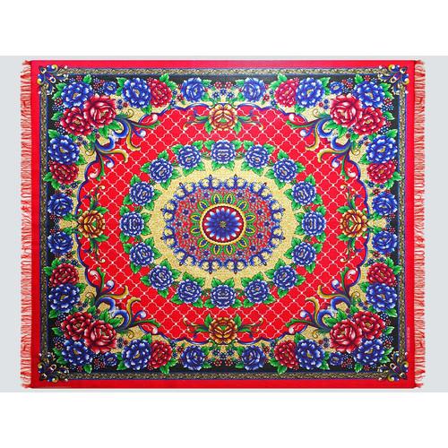 Foto Produk Karpet Turki Ostrich Shiva MAWAR 205x240cm Sisa Ekspor Dubai Permadani - Mawar Merah 226 dari MayKitchenware