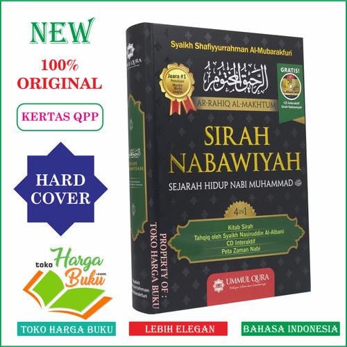 Foto Produk Sirah Nabawiyah Ummul Qura dari Toko Harga Buku