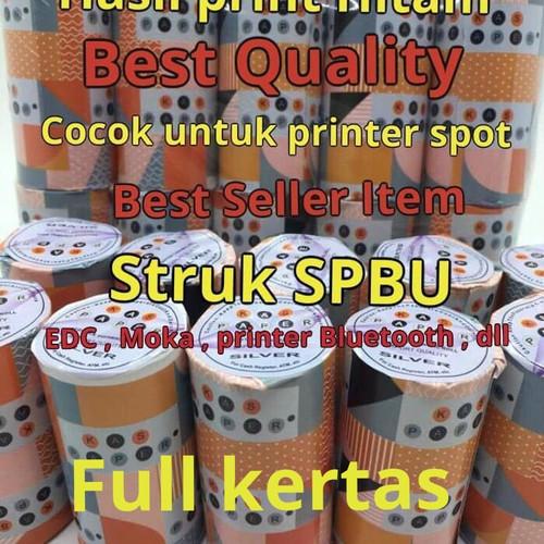 Foto Produk Thermal paper Roll / kertas Termal 57 X 30 coreless dari smart buyer solution