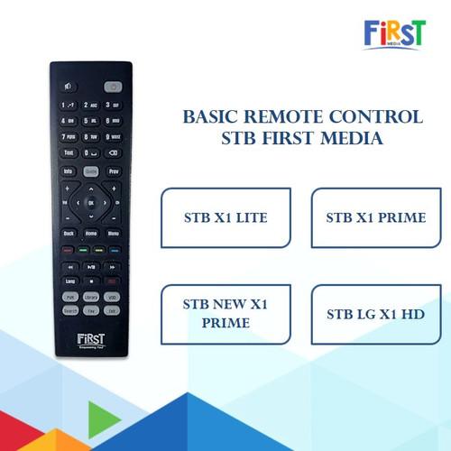 Foto Produk Basic Remote Control STB / Smart Box First Media dari First Media Store