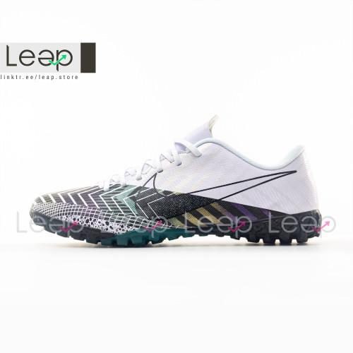 Foto Produk Sepatu Futsal Nike Mercurial 13 Academy CR7 TF White Black dari Leap Collections