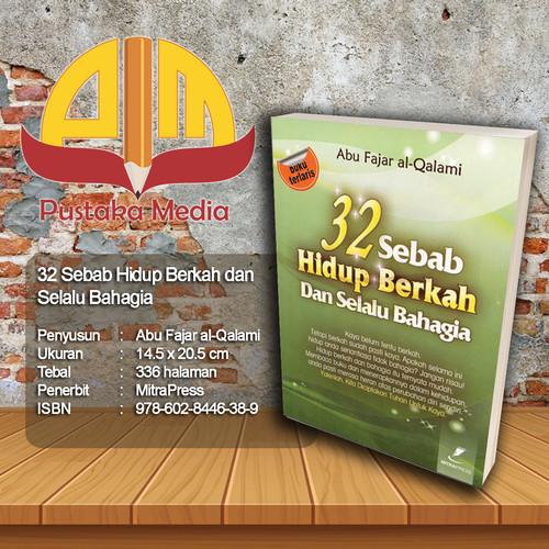 Foto Produk 32 Sebab Hidup Berkah Dan Selalu Bahagia dari Pustaka Media Surabaya
