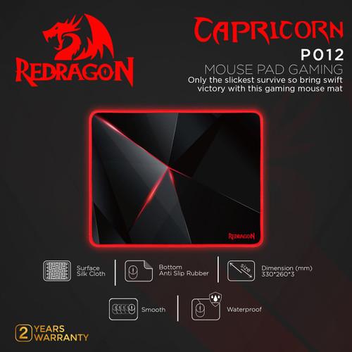 Foto Produk Redragon Gaming Mousepad CAPRICORN - P012 dari REDRAGON INDONESIA
