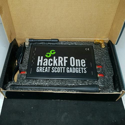 Foto Produk Great Scott Gadgets HackRF One dari UAV
