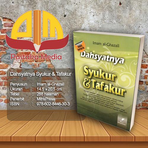 Foto Produk Dahsyatnya Syukur & Tafakur dari Pustaka Media Surabaya