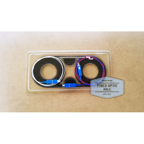 Foto Produk Splitter Ratio Three window / FBT Coupler Rasio SC UPC Singlemode dari FiberOpticMall