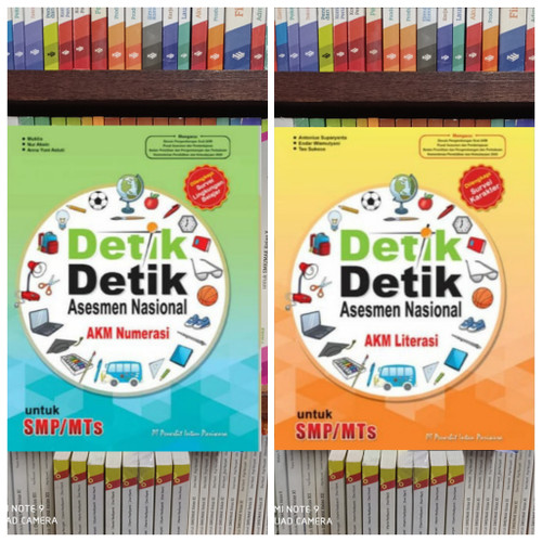 Jual Buku Detik Detik Asesmen Nasional Smp Mts 2021 Intan Pariwara Jakarta Timur Toko Buku Ramu Tokopedia
