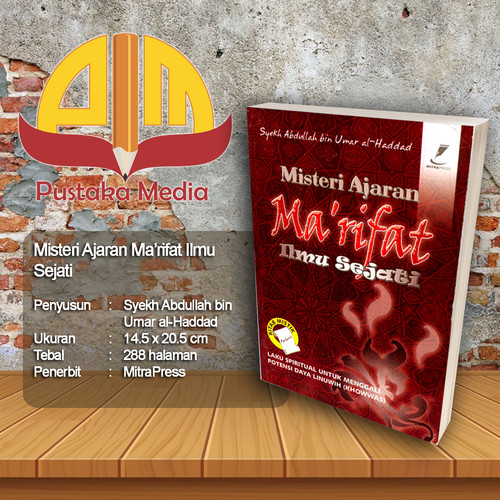 Foto Produk Misteri Ajaran Ma'rifat - Ilmu Sejati dari Pustaka Media Surabaya