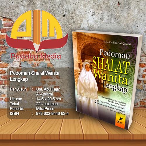 Foto Produk Pedoman Shalat Wanita Lengkap dari Pustaka Media Surabaya