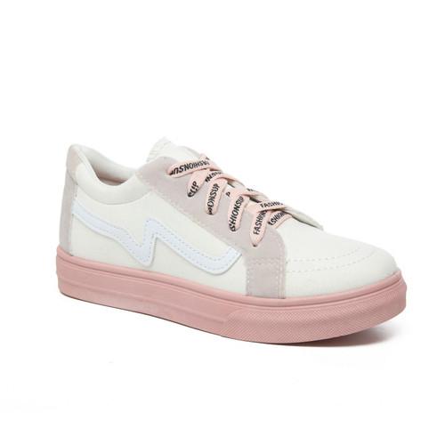 Foto Produk PVN Sepatu Sneakers Wanita Sport Shoes 113 - white pink, 37 dari PVN Official Store