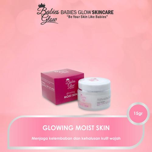 Foto Produk Glowing Moist Skin dari BabiesGlowAesthetic