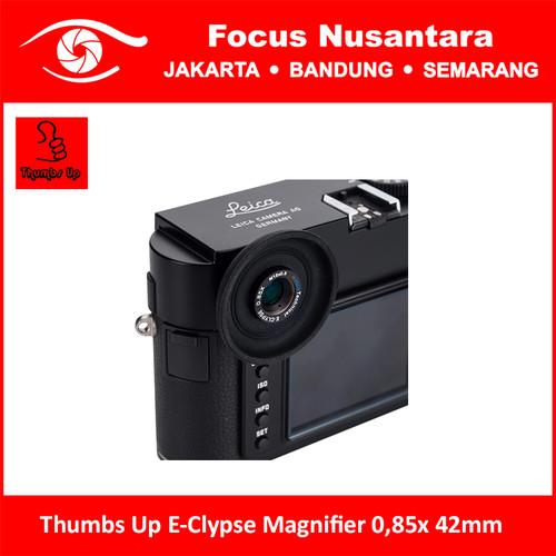 Foto Produk Thumbs Up E-Clypse Magnifier 0,85x 42mm dari Focus Nusantara