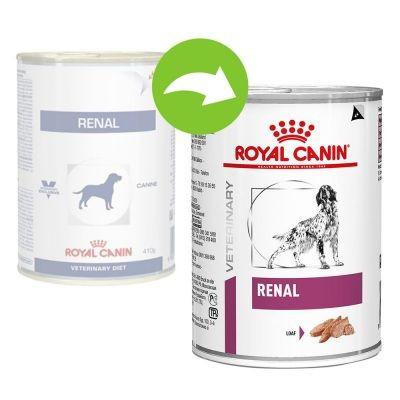 Foto Produk Royal Canin Vet Renal Dog Canned 410 grm / Pcs dari AmPm Petshop