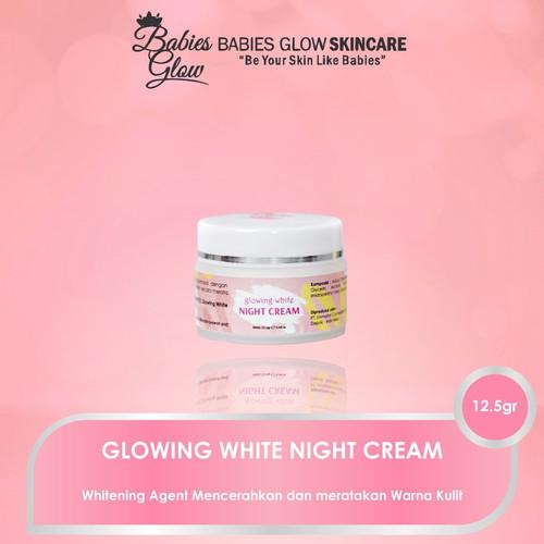 Foto Produk Glowing Night Cream dari BabiesGlowAesthetic