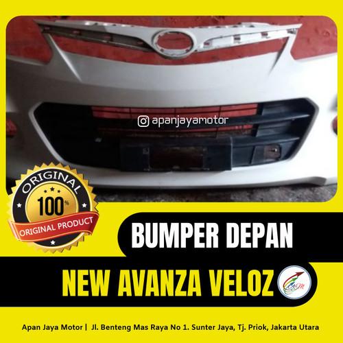 Foto Produk Bumper depan New Avanza Veloz 2013 dari Apan Jaya Motor