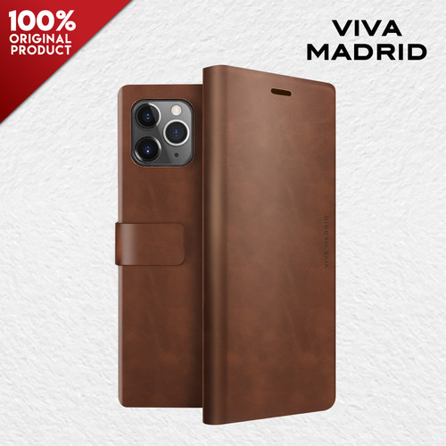 """Foto Produk Folio Case iPhone 12 Pro Max 6.7"""" Viva Madrid Finura - Russet dari PlayWorks Official Store"""