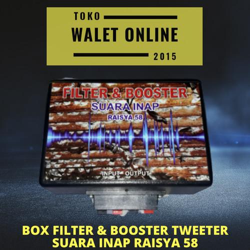 Foto Produk FILTER SUARA TWEETER INAP WALET, TWEETER WALET, SUARA WALET, WALET dari Toko Walet Online