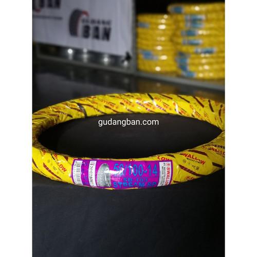 Foto Produk Unik Ban Luar Swallow Uk 50 / 100 -14 StreamSP TUBETYPEE Murah dari Berna Store 2478