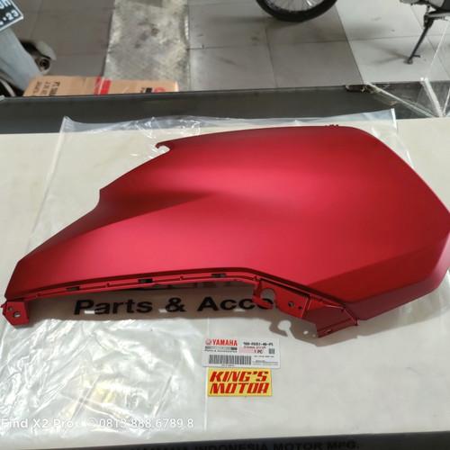 Foto Produk BODY COWLING, COVER LAMPU DEPAN NEW NMAX, N MAX 2020 MERAH DOFF (P5) L dari King'S Motor