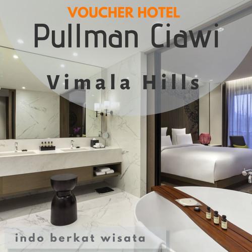 Foto Produk Voucher Hotel Pullman Ciawi Vimala Hills Resort dari INDO BERKAT WISATA