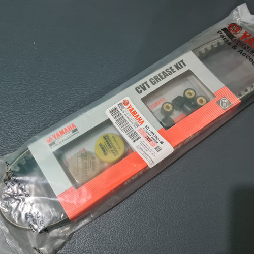 Foto Produk Vanbelt Van belt Assy Yamaha Mio Sporty Soul Lama Nouvo Fino Old 5TL dari Markas sparepart murah