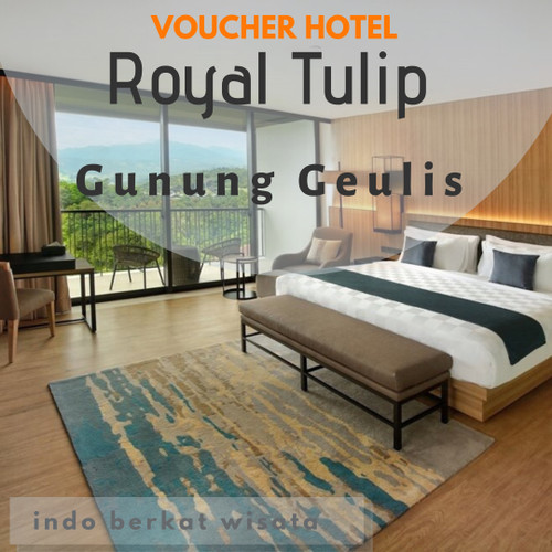 Foto Produk Voucher Hotel ROYAL TULIP GUNUNG GEULIS dari INDO BERKAT WISATA