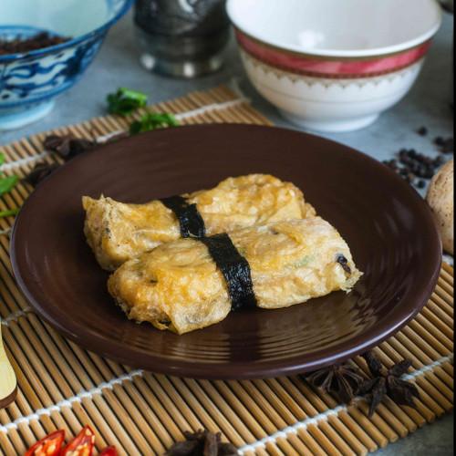 Foto Produk Lumpia Goreng ( frozen isi 6 ) dari DIMSUM TUAN JIE