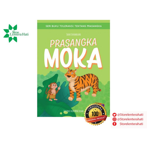 Foto Produk Seri Buku Toleransi: Prasangka Moka - Sekar Sosronegoro dari STORE LENTERA HATI