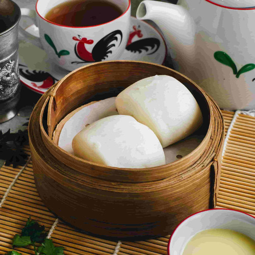 Foto Produk Mantao Steam/Goreng ( frozen isi 6 ) dari DIMSUM TUAN JIE