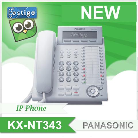 Foto Produk IP Phone Panasonic KX-NT343 dari BESTIGO PABX TELEPON