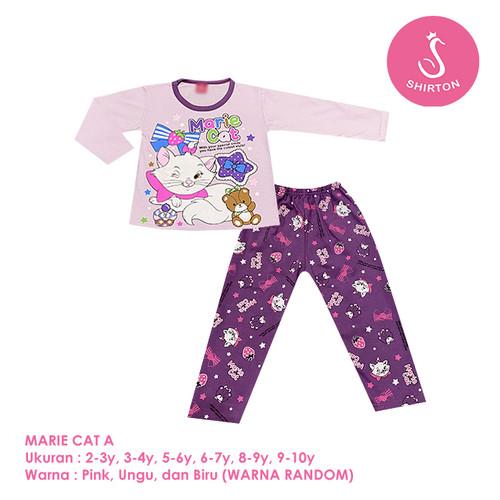 Foto Produk Baju Setelan Anak Perempuan Panjang 2-10 Tahun Marie A Shirton - MARIE A, 2-3y Panjang dari shirton