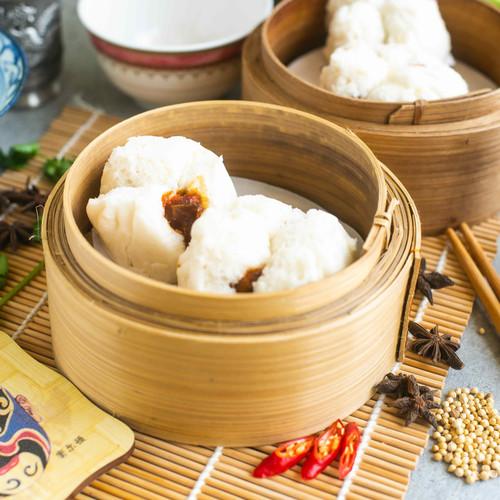 Foto Produk Chicken Pao ( frozen isi 6 ) dari DIMSUM TUAN JIE