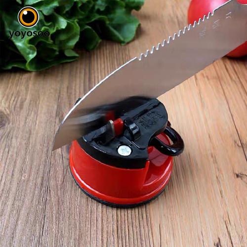 Foto Produk Asahan Pengasah Pisau Knife Sharpener With Sunction PAD YOYOSOO- BESAR - KECIL dari yoyosoo