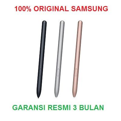 Foto Produk SAMSUNG Stylus S Pen Galaxy Tab S7 S7+ S7 Plus Original 100% - Hitam dari Pasti Original Asli