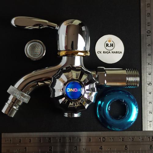 Foto Produk Kran Shower Double Onda K 406 CTG dari CV RAJA HARGA