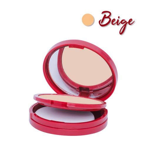 Foto Produk Kezia Skincare Compact Powder Bedak Wajah - Beige dari Kezia Skincare Official