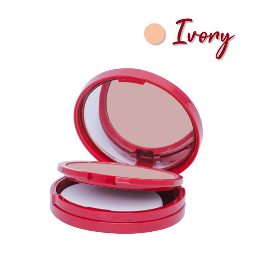Foto Produk Kezia Skincare Compact Powder Bedak Wajah - Ivory dari Kezia Skincare Official